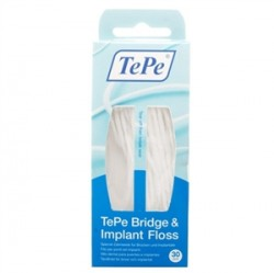 TePe - TePe Bridge Implant Floss 30 Adet