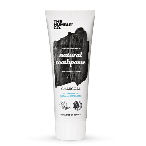 Humble Brush - The Humble Co Natural Charcoal Toothpaste 75ml
