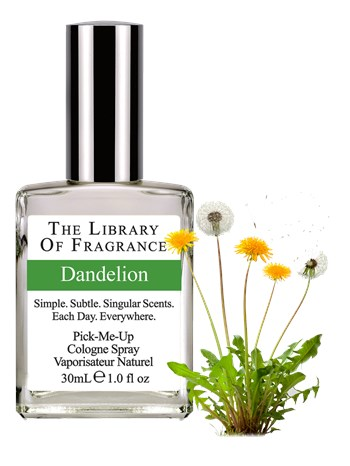 The Library Of Fragrance - The Library Of Fragrance Dandelion EDC Sprey 30ml Kadın Parfümü