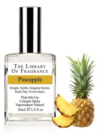 The Library Of Fragrance - The Library Of Fragrance Pineapple EDC Sprey 30ml Kadın Parfümü