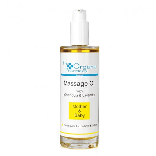 The Organic Pharmacy - The Organic Pharmacy Mother and Baby Massage Oil 100ml