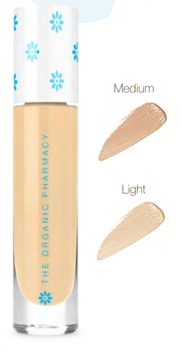 The Organic Pharmacy - The Organic Pharmacy No Concealer Luminous Perfecting Concealer 5 ml