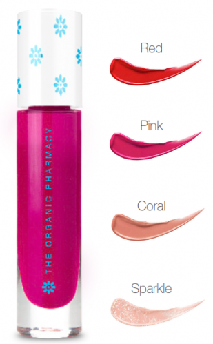 The Organic Pharmacy Ürünleri - The Organic Pharmacy No Lip Gloss Volumising Balm Gloss 5 ml
