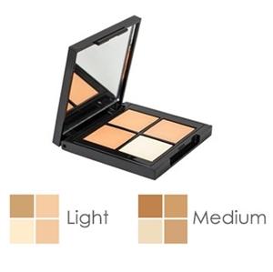 The Organic Pharmacy Organic Glam Concealer Palette 4gr