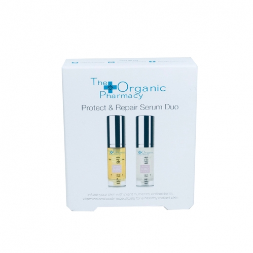 The Organic Pharmacy - The Organic Pharmacy Protect and Repair Serum Duo