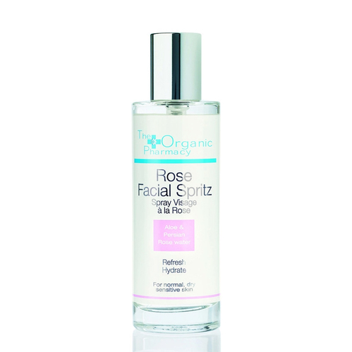 The Organic Pharmacy - The Organic Pharmacy Rose Facial Spritz 10 ml
