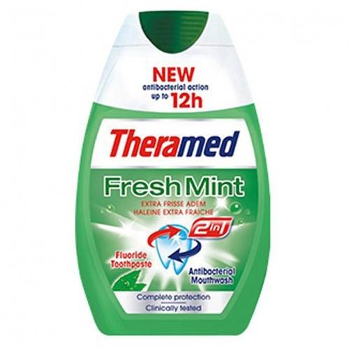 Theramed - Theramed 2 in 1 Freshmint Diş Macunu 75 ml