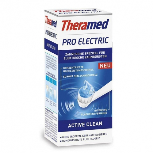 Theramed - Theramed Pro Electric Active Clean Diş Macunu 50 ml
