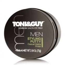 Toni&Guy - Toni&Guy Men Styling Putty Şekillendirici Krem Wax-Doğal Mat Etki 75ml