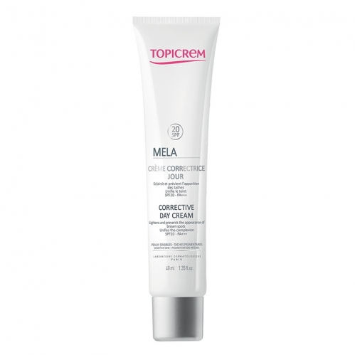 Topicrem - Topicrem Mela Corrective Day Cream SPF 20 40 ml