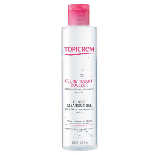Topicrem - Topicrem Gentle Cleansing Gel 200ml