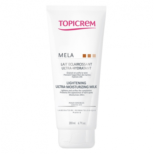 Topicrem - Topicrem MELA Lightening Ultra Moisturizing Milk 200 ml