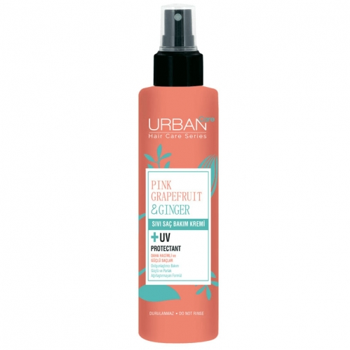 Urban Care - Urban Care Pink Grapefruit And Ginger Sıvı Saç Bakım Kremi 200 ml