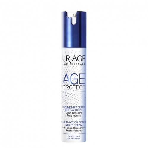 Uriage - Uriage Age Protect Multi Action Night Cream 40 ml