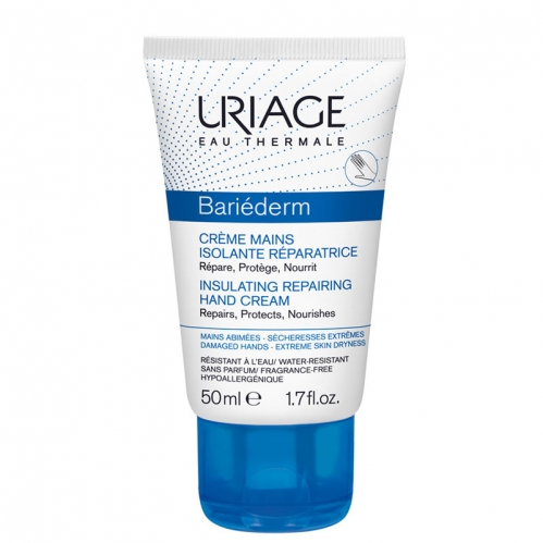 Uriage - Uriage Bariderm Insulating Repairing Hand Cream 50 ml