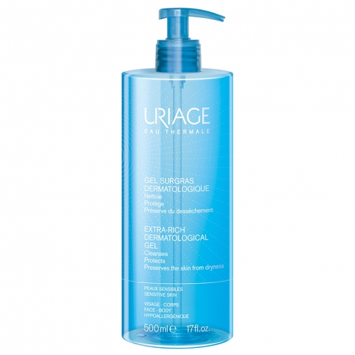 Uriage - Uriage Extra Rich Dermatological GEL 500 ml