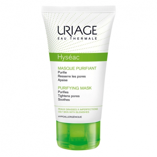 Uriage - Uriage Hyseac Purifying Mask 50 ml