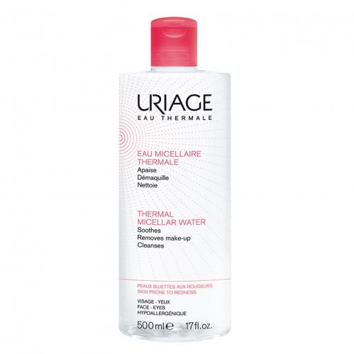 Uriage - Uriage Thermal Miceller Water (Kızarıklık Eğilimli Ciltler) PSR 500ml