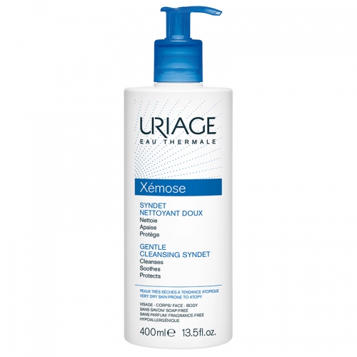 Uriage Xemose Gentle Cleansing Sydnet 400ml