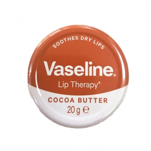Vaseline - Vaseline Lip Therapy Cocoa Butter 20 gr