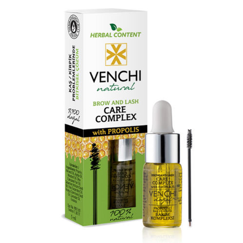 Venchi - Venchi Doğal Kaş ve Kirpik Bakım Kompleksi 5 ml