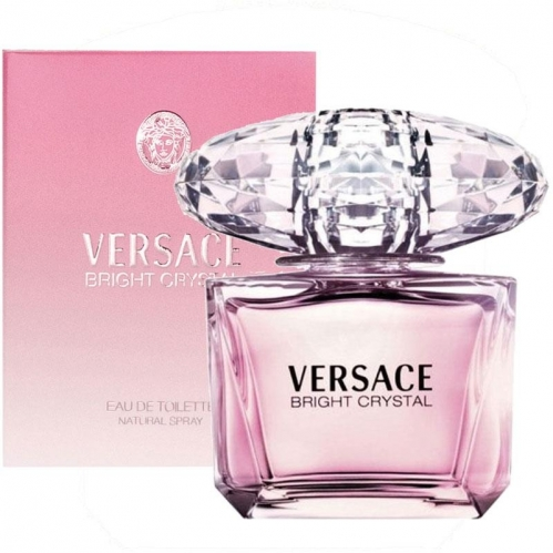 Versace - Versace Bright Crystal Edt Kadın Parfüm 200 ml