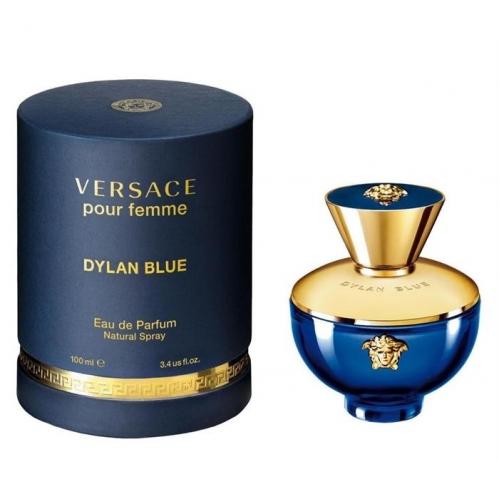 Versace - Versace Dylan Blue Pour Femme Edp Kadın Parfüm 100 ml