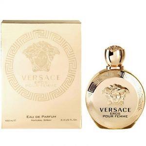 Versace - Versace Eros Pour Femme Edp Kadın Parfümü 100 ml