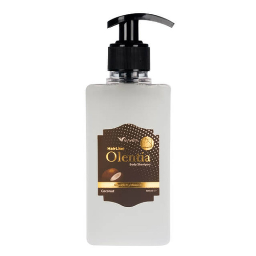 Via Veta - Via Veta HairLine Olentia Duş Jeli Hindistan Cevizi 500 ml
