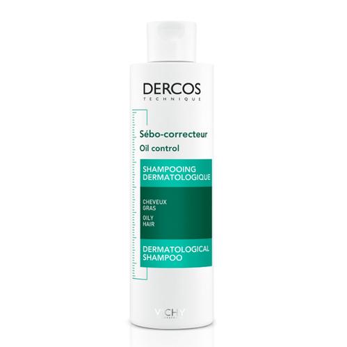 Vichy - Vichy Dercos Oil Control Yağlanma Karşıtı Bakım Şampuanı 200ml
