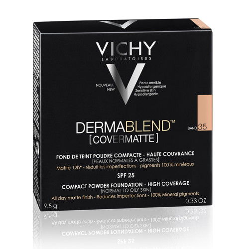 Vichy - Vichy Dermablend Mineral Compact Foundation SPF25 9.5g