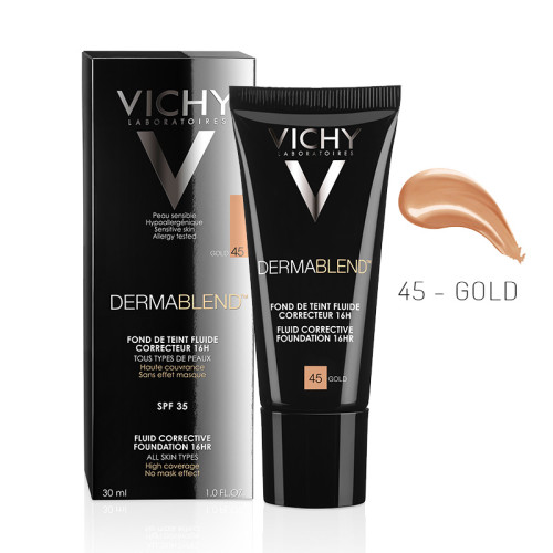 Vichy Dermablend SPF35 Foundation 30ml - Thumbnail