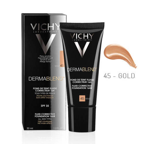 Vichy Dermablend SPF35 Foundation 30ml