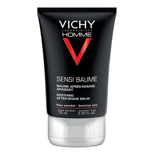 Vichy - Vichy Homme Tıraş Sonrası Balsam Hassas Ciltler 75ml