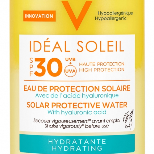 Vichy Ideal Soleil SPF30 Solar Protective Water Hydrating 200ml - Thumbnail