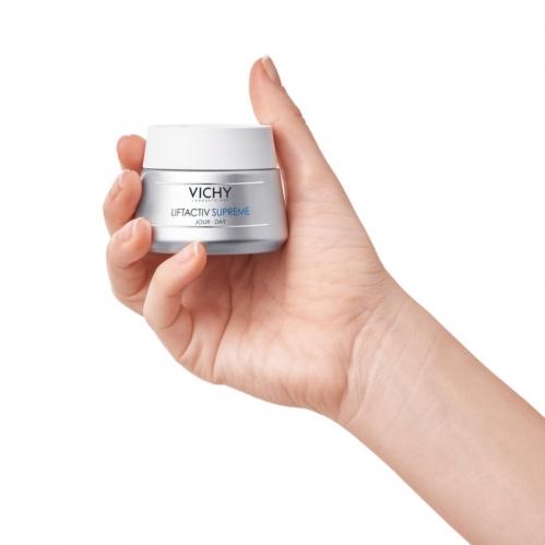 Vichy Liftactiv Supreme Cream 50ml (Kuru Ciltler) - Thumbnail