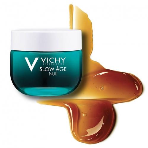 Vichy Slow Age Night 50ml - Thumbnail