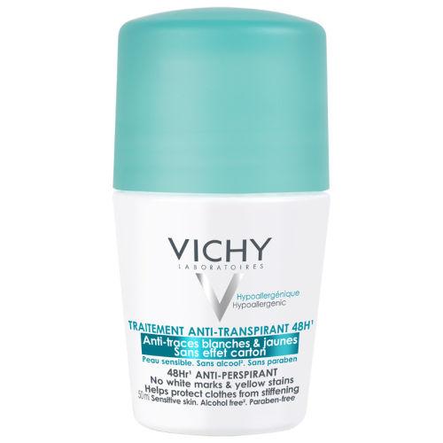 Vichy Terleme Karşıtı İz Bırakmayan Deodorant 50ml