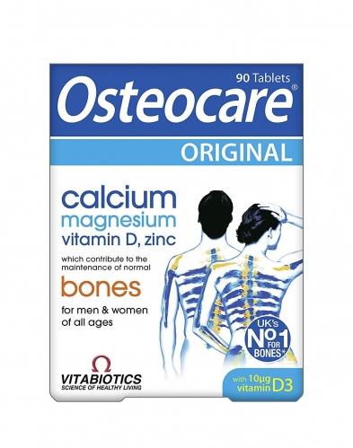 Vitabiotics - Vitabiotics Osteocare Original Calcium 90 Tablets