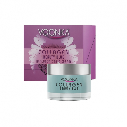 Voonka - Voonka Collagen Hyaluronic Acid Krem 50 ml