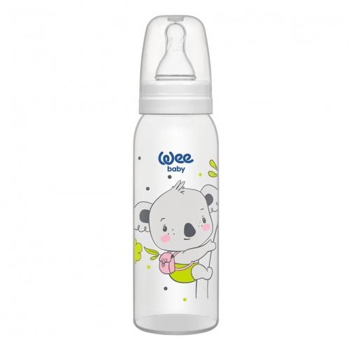 Wee Baby - Wee Baby Klasik PP Biberon 250 ml