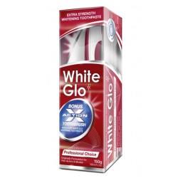 White Glo - White Glo Extra Beyazlatıcı Diş Macunu 100ml