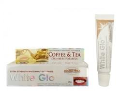 White Glo - White Glo Çay ve Kahve Lekelerine Karşı Beyazlatıcı Diş Macunu 24g