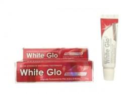 White Glo - White Glo Ekstra Beyazlatıcı Klasik Diş Macunu 24g