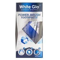 White Glo - White Glo Power Brush Toothpaste 65ml