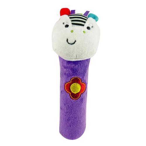 WinFun - WinFun Küçük Dostum Çıngırak Zebra