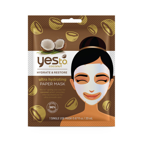 Yesto - Yesto Coconut Paper Mask 20ml