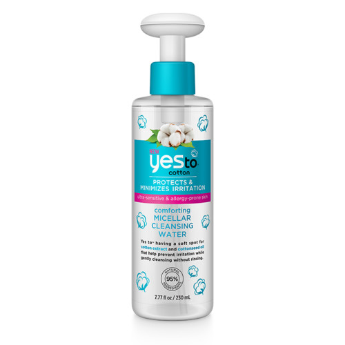 Yesto - Yesto Cotton Micellar Water Facial Cleanser 230ml