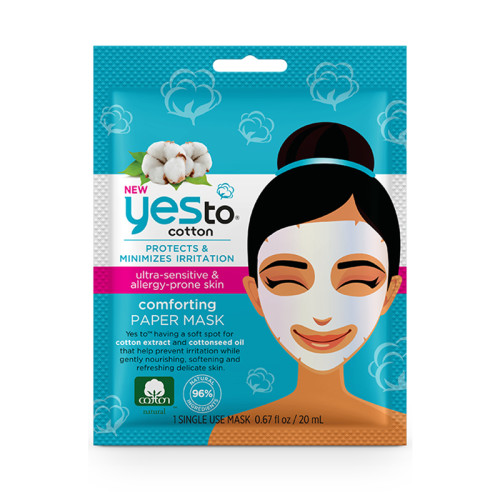 Yesto - Yesto Cotton Paper Mask 20ml