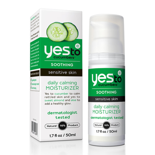 Yesto - Yesto Cucumbers Daily Calming Moisturizer 50ml